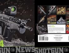 SHOTGUN NEWS CALENDAR