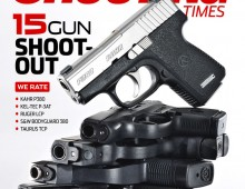 SHOOTING TIMES COVERS